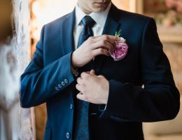 Cập nhật các mẫu Vest cưới 2018 đẹp nhất trong năm - may đo